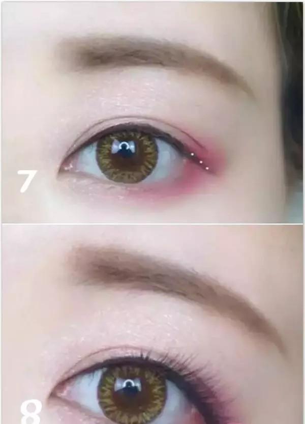 初学者化妆技巧|草莓妆化妆步骤图解
